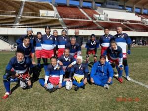 2014/02/16 定期戦(名古屋瑞穂球技場)